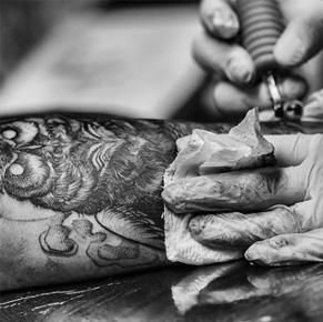 Protecting your investment: caring for tattoos