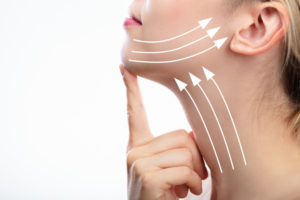 What's happens to your neck when you get older?
