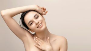 What to do about super sweaty armpits