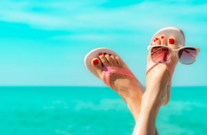What to do about toenail fungus